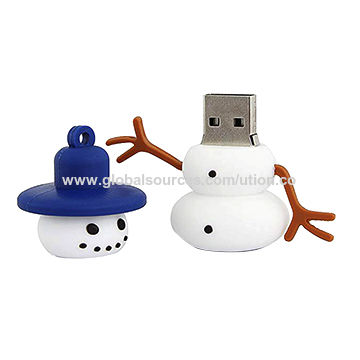 16GB USB 2.0 Pen Drive Flash Drive Pen Drive Memory Stick Bear