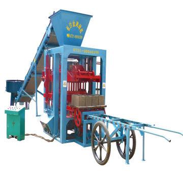 Manual Block Machine Small Block Machine Semi Automatic