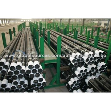 API 5CT casing pipe and tubing with BTC/EU/NU/VAM/FOX/HYD-PH4