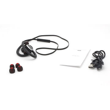 China CSR Chipset BT4.1 Bluetooth Wireless Headphones with Micro/Microphone for Sports