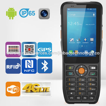 Mobile android inventory scanner, with SIM card slot, android os