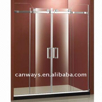 Diy 8mm Enclose Sliding Glass Shower Screen | Global Sources