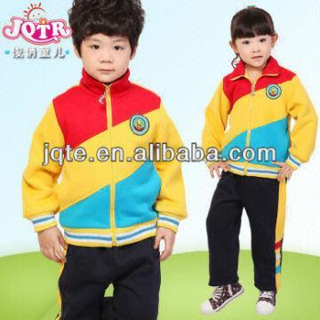 Kindergarten Thicken Sports School Uniform | Global Sources