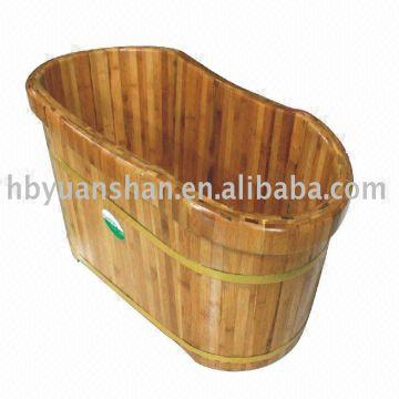Bamboo Baby Bathtub, Homespa | Global Sources