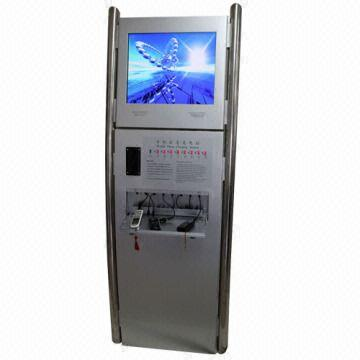 Coin Operated Mobile Phone Charging Station China