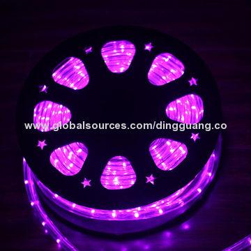 China 12v And 24v Rope Light Kits