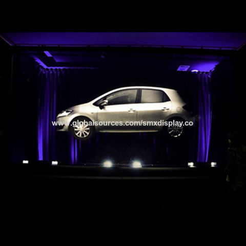 China 3D Holographic Projector System For Hologram Stage Show on