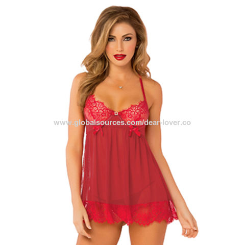 a79c4896dfb8b China Sexy Babydoll from Quanzhou Manufacturer  Nan an City Shiying ...