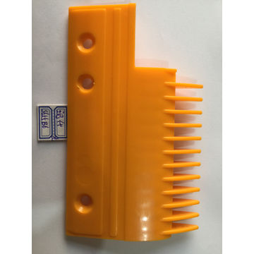 China Modern Comb Plate, Elevator Parts Automatic Escalator Comb Plate, 17/12teeth