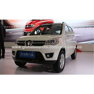 China 2017 New Chinese Electric Sedans, Car