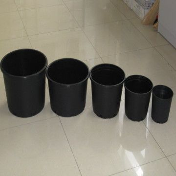 China Plastic Tree Pots Plant Injection Molded Nursery