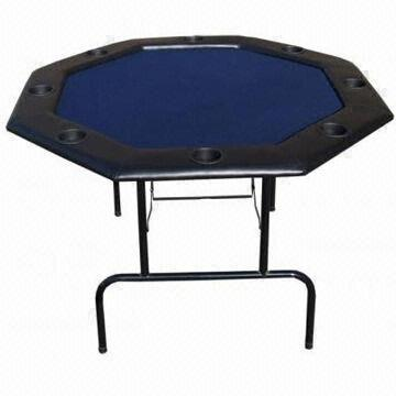 Gentil ... China 48 Inch Octagon Poker Table Folding Legs