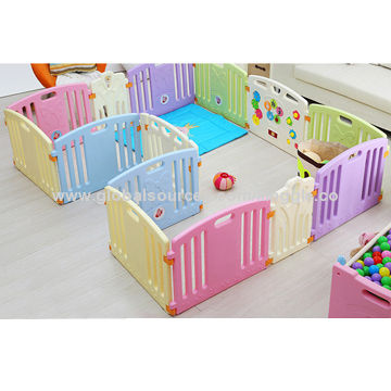 Children S Plastic Baby Fence Colorless Tasteless And Safe With