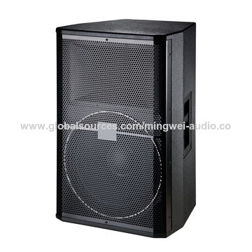 China High quality surround sound passive pro speaker stage audio system
