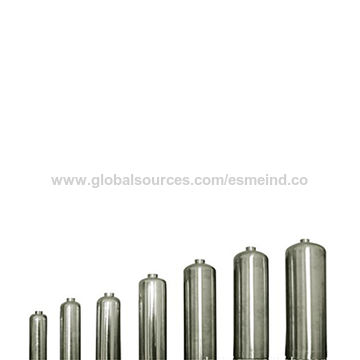China Aluminum cylinder, material 6061, with anodizing on