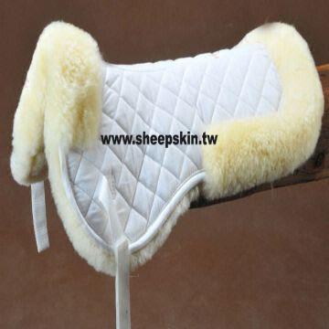Horse saddle -German Design  -100% Grade 1 Australian sheepskin