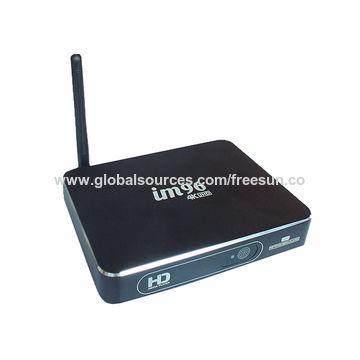 China Bluetooth Android TV box from Shenzhen Manufacturer: Shenzhen