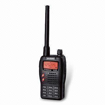 China Two-way Radio with Keypad Lock/PTT Lock/All Keys Lock and