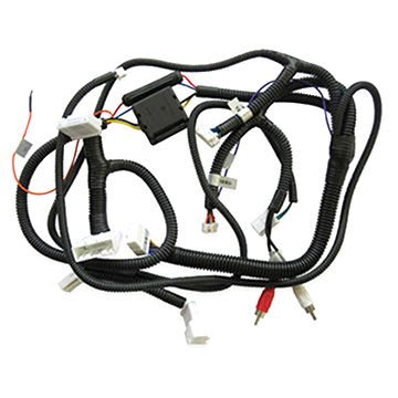 Pleasing China Auto Wire Harnesses Customized Designs Are Accepted Wire Wiring Cloud Brecesaoduqqnet