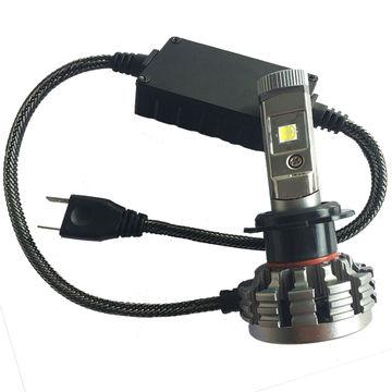 China H7 Automotive LED Headlights, Fan Cree XHP50 12V 6000lm CE/RoHS