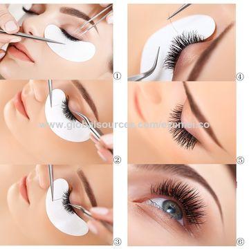 af2fb6b31c1 ... China Eyelash Extensions C Curl 0.15 Mixed Tray Individual Silk False  Eyelashes Extensions ...