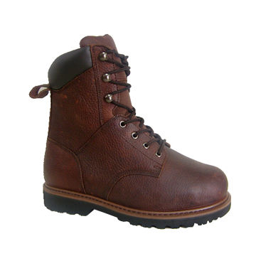 Safety Boots with Inner Metatarsal and