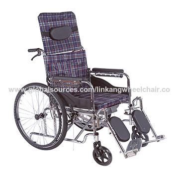 Superb Fully Reclining Lightweight Wheelchair Hot Sale In Asian Creativecarmelina Interior Chair Design Creativecarmelinacom