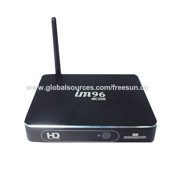 China Bluetooth Android TV box from Shenzhen Manufacturer