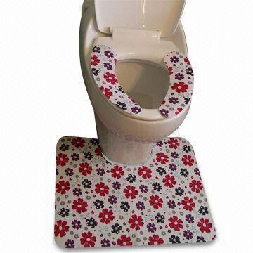 Admirable Magic Reusable And Health Washable Self Adhesive Toilet Seat Creativecarmelina Interior Chair Design Creativecarmelinacom
