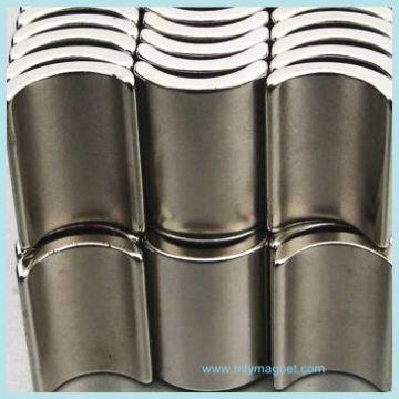 China Ndfeb Rare Earth Neodymium Magnets Motor Wind Generator Permanent Magnet