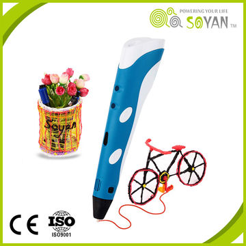 China Soyan good quality 3D pen nice price 3D product printer pen