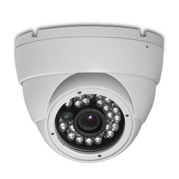 540TVL Dome Camera With Plastic Cover 1 3 Inch Sony CCD 36 6mm