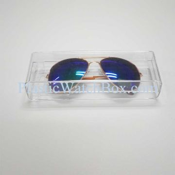 Promotional Eyeglass Cases Clear Plastic Glasses Packaging Boxes ...