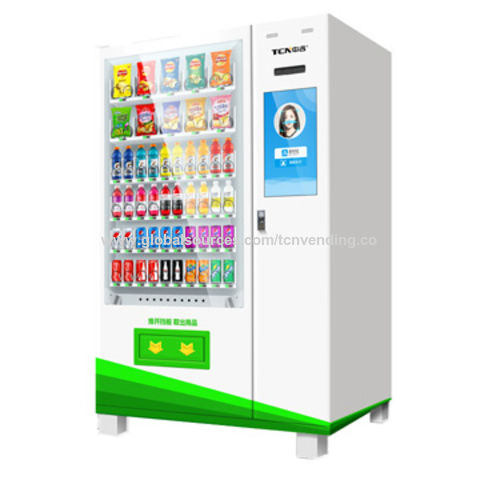 China TCN frozen food meat fruit dumpling vegetable vending