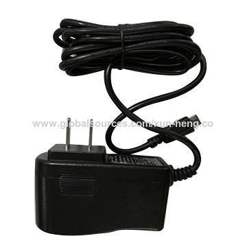 12V 1A AC/DC adapter, 12V/1A Power adapter