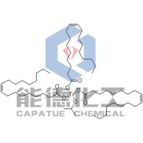 Titanate Coupling Agent Isopropyl Trioleyl Titanate (CAS No