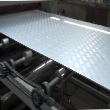 Automatic Plaster Ceiling Board Laminating Machine Heat