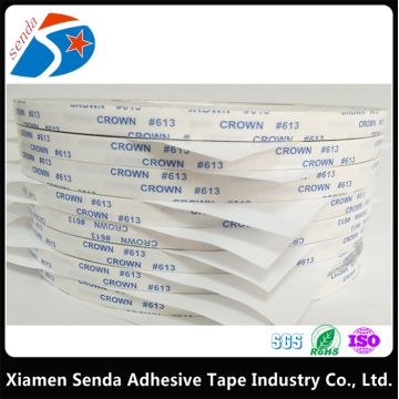 China Crown 613 Double Sided Adhesive Tape Manufacturers