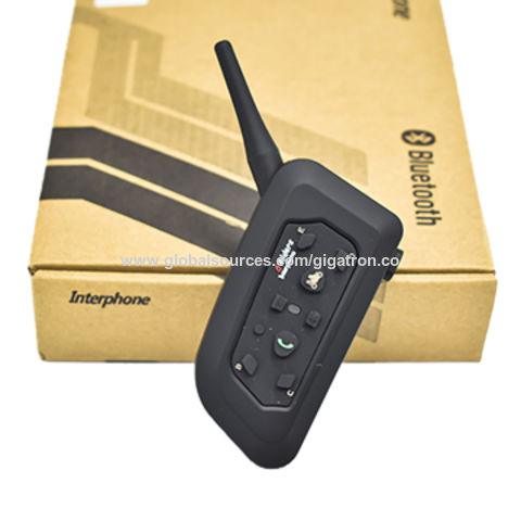 China 2018 New Best Bluetooth Headset For Motorcycle Helmet Has Been Refitted With A Built In Wireless On Global Sources