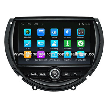 Android system mini dvd player for bmw with tv gps navigation mp4.