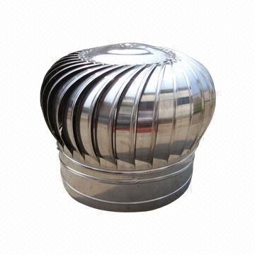 roof turbinenaturalattic ventilation fan made of stainless steel color steel or aluminum alloy - Roof Turbine