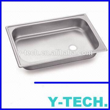 Kitchen Bowl Insert Sink Kitchen Sink One Bowl Stainless Steel