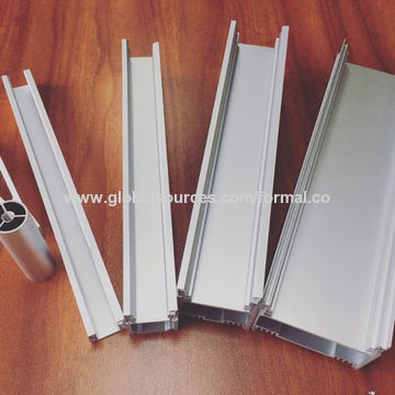 China Factory directly supply Hard anodizing curtain rail track