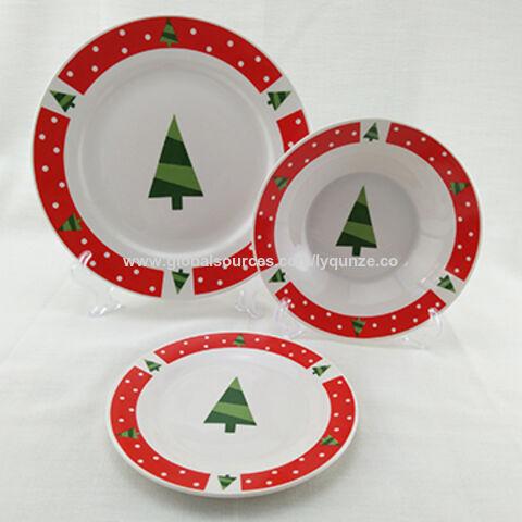 China Christmas Dinnerware Sets From Linyi Trading Company Linyi