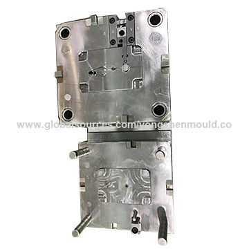 China High precision injection molds, plastic injection