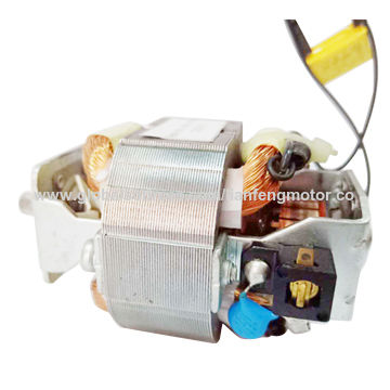 ... China 16P Single-Phase Electric AC motor
