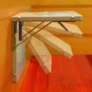 ... Taiwan Wall Mounted Space Saving Foldable Table