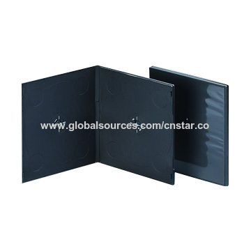 China DVD Cases PP10MM1CD-1B  PP10MM2CD-1B-1-#190 is supplied by ? DVD Cases manufacturers producers suppliers on Global Sources Consumer ...  sc 1 st  Global Sources & China Black Square 10mm Single/Double DVD Cases Measuring 142 x 125 ...