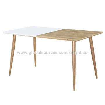 MDF Dining Table China MDF Dining Table