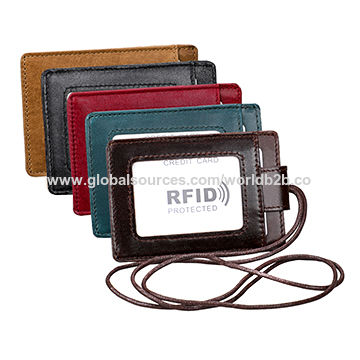 sports shoes 215d9 207ea China Slim Bills & Credit Card Holder Id Card Case Useful Purse ...
